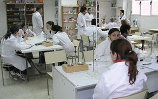 Laboratorio de farmacia